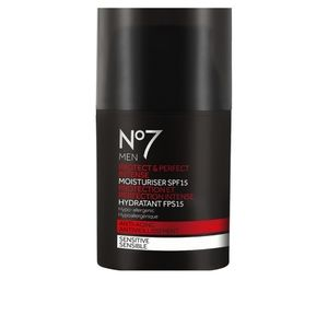 NO7 MEN'S PROTECT & PERFECT INTENSE Moisturizer